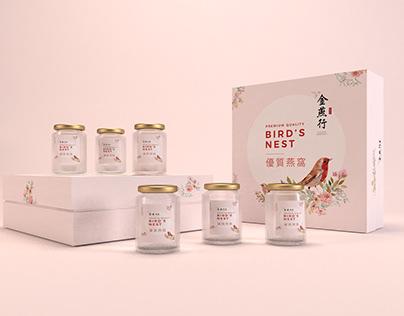 Bird's Nest Packaging