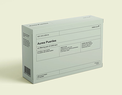 Climate Crisis Medication // Concept & Packaging Design