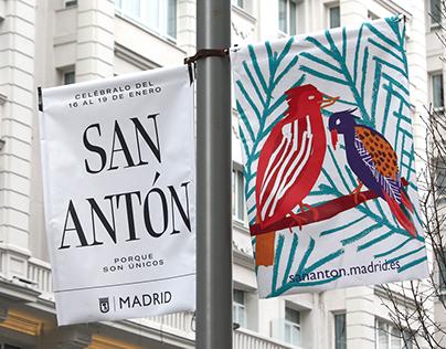 SAN ANTÓN | Madrid City Council
