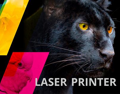 Laser printer cartridge   Packaging