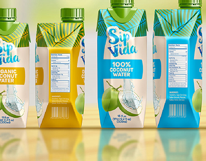 Coconut Water Line - USA