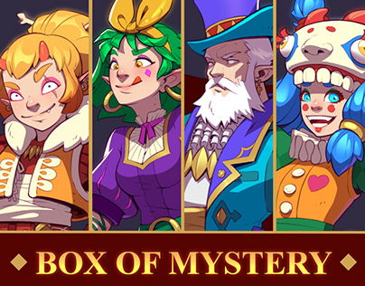 Box of Mystery