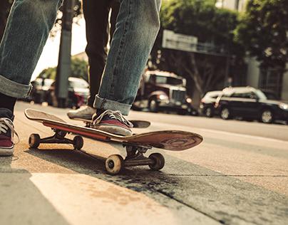Skate SFO