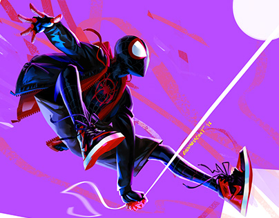 Into The Spider-Verse: Miles