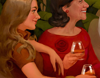 Alita brandy poster