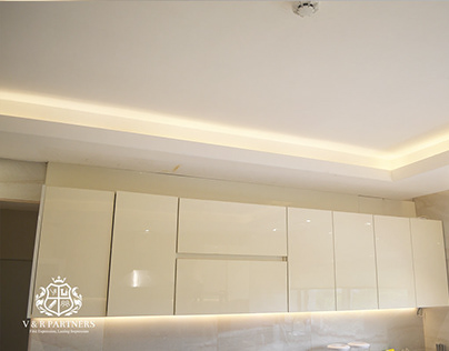 Tima Towers | Apartment in Ikoyi, Make Over