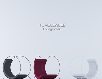 TUMBLEWEED lounge chair