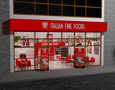 ITALIAN FINE FOODS - NUEVO LOCAL