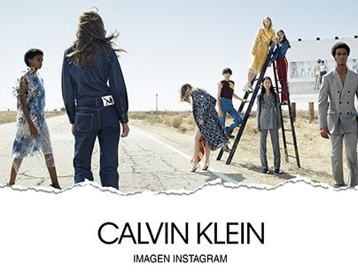 Calvin Klein Instagram