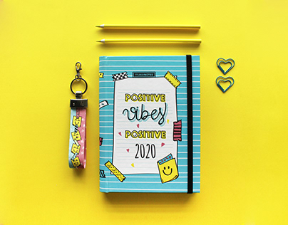 Be Happy - Makenotes Back to School 19/20