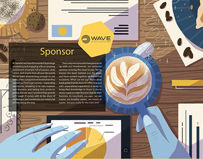 Standart Magazine: WAVE INVESTMENTS