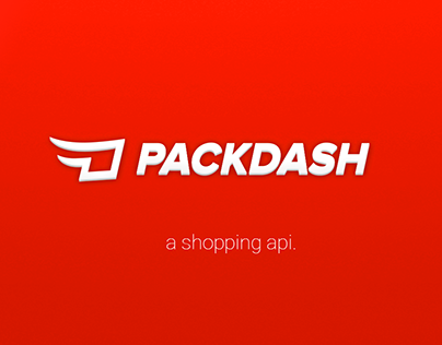 Packdash Logo