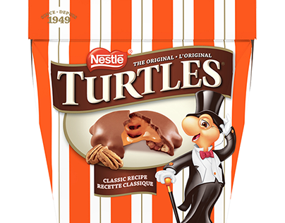 Nestle Chocolate Turtles