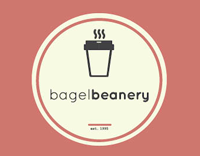 Bagel Beanery rebrand