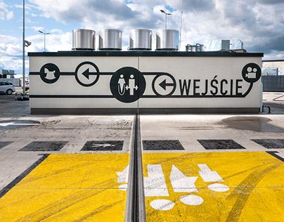 Nowa Stacja, Pruszków