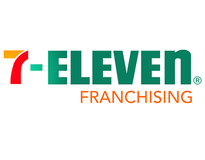 7eleven Landing Page and Flash Header