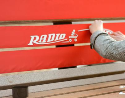 Radio Flyer: Guerilla Advertising Campaign