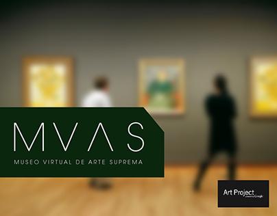 Museo Virtual de Arte Suprema