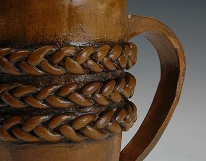 Braided Mug Set
