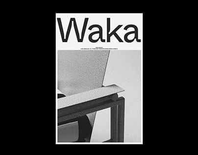 Waka Waka, Collection N01