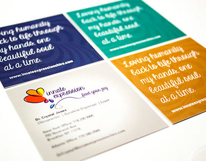 Innate Expressions Business Cards
