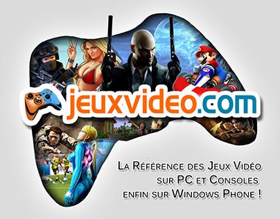 Application Jeu Vidéo.com (non-officielle)