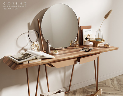 C o s e n o B o n a l d o dressing table