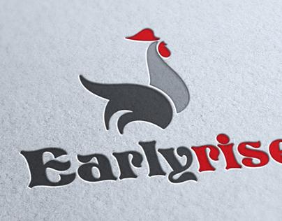 Earlyriser Logo Template