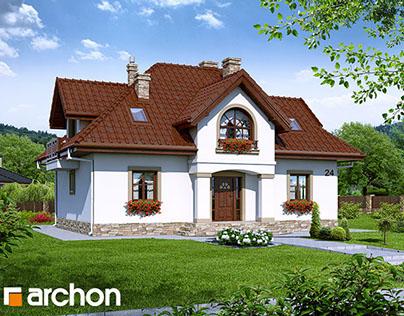 Projekt: Dom w mirabelkach