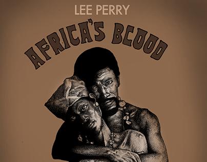 Lee perry - Africa's Blood Album re work