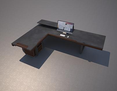 UKKH Desk