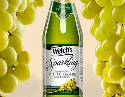 Welch's Sparkling White Grape