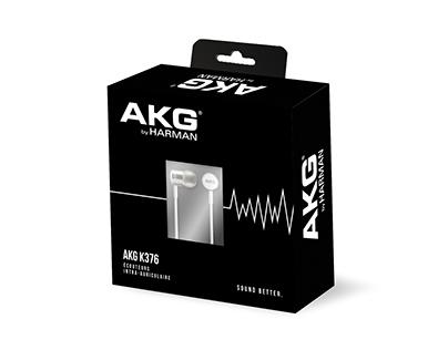 AKG K376 / Packaging