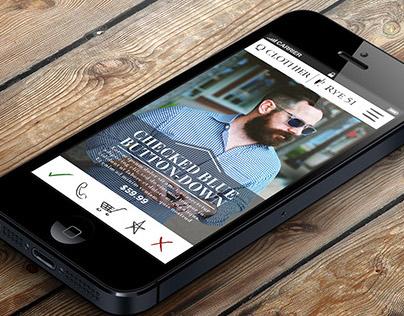 Q51 Shopping Inspiration App