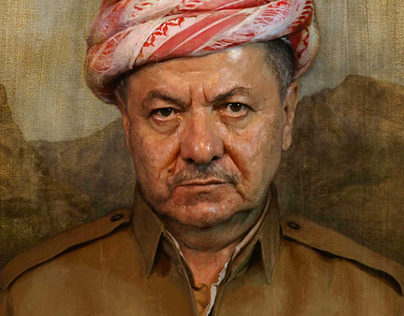 Massoud ­Barzani / The Opportunist