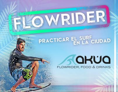 Akúa Flowboarding - GO WITH DA FLOW...