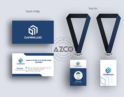 LOGO DAIMINHLAND - DESIGN AZCO