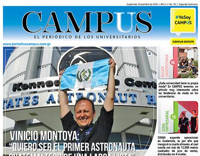 Periódico CAMPUS - Nueva Imagén