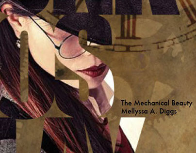 Steampunk Cosplay Process Book