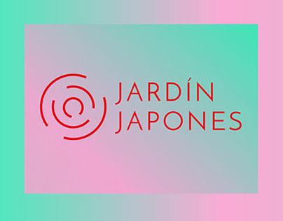 Identidad Jardín Japonés