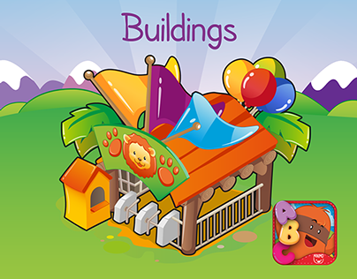 MiniMo Town - Buildings
