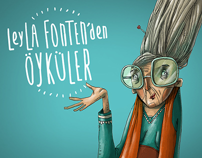 Leyla Fonten'den Öyküler (Children's Book Series)