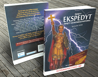 Saint Expeditus - book cover