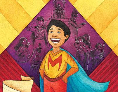 Marvino's League of Superheroes