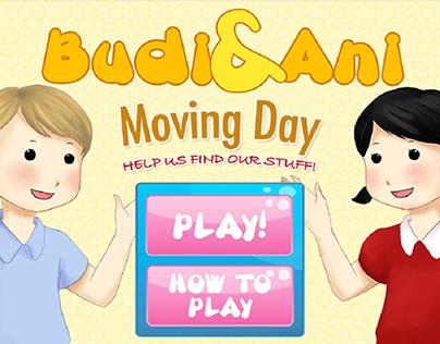 Budi & Ani Hidden Object Game