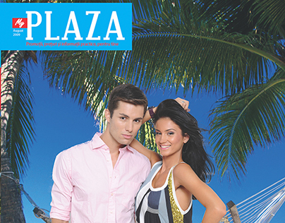"""Plaza Romania"" Shopping booklet"