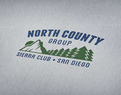 Logo Design for Sierra Club Group