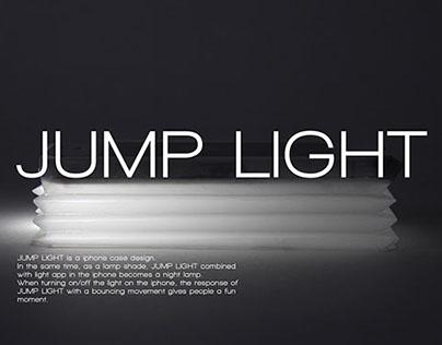 Jump Light iPhone case design