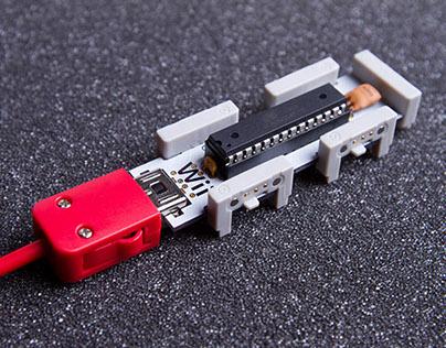 LittleBits WII BIT // Wii Nunchuck interface