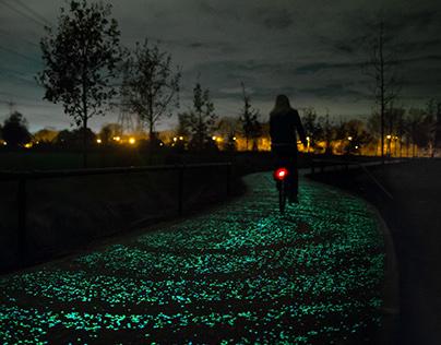 Van Gogh-Roosegaarde bicycle path